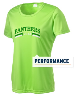 Saint Patrick's School Panthers Women's Competitor Performance T-Shirt