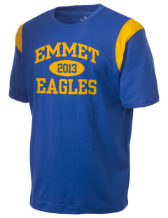 Emmet Schools Eagles Holloway Men's Rush T-Shirt