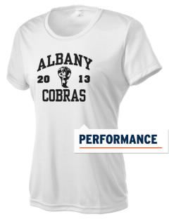 Albany Middle School Cobras Women's Competitor Performance T-Shirt