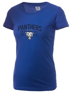 San MartinGwinn School Panthers  Russell Women's Campus T-Shirt