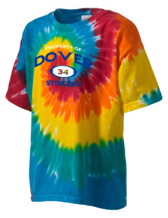 Dover School Stingers Kid's Tie-Dye T-Shirt