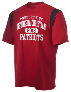 Bethesda Christian School Patriots Holloway Men's Rush T-Shirt