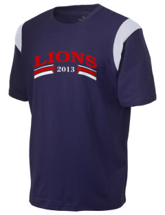 Central Elementary School Lions Holloway Men's Rush T-Shirt