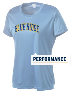 Blue Ridge Middle School Junior Jackets Women's Competitor Performance T-Shirt
