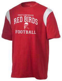 East Carter R2 School Red Birds Holloway Men's Rush T-Shirt
