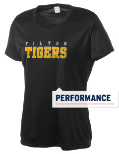 Tilton Elementary School Tigers Women's Competitor Performance T-Shirt