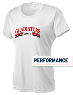 Goodlow Elementary Magnet School Gladiators Women's Competitor Performance T-Shirt