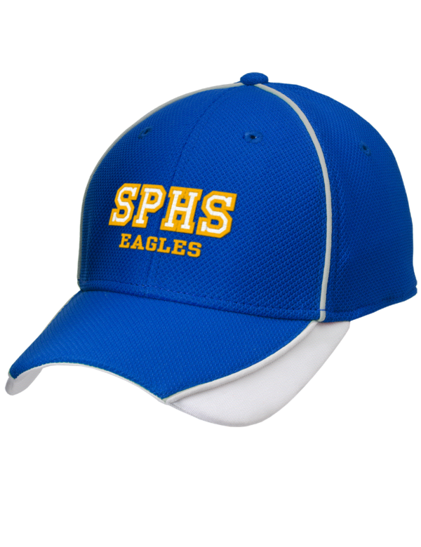 St peters girls high school eagles embroidered new era for 43591 white cap terrace