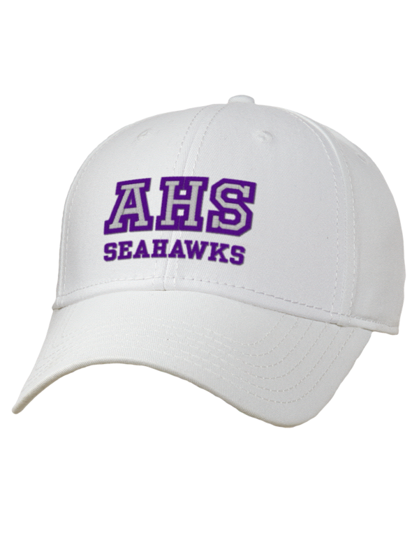 Anacortes high school seahawks embroidered superior cotton for T shirts by design anacortes