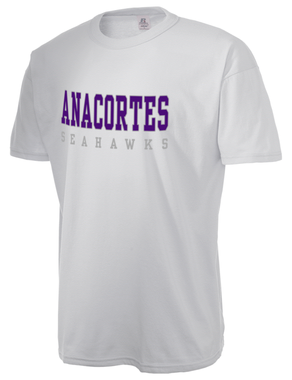 Anacortes High School Seahawks Russell Athletic Men 39 S 5