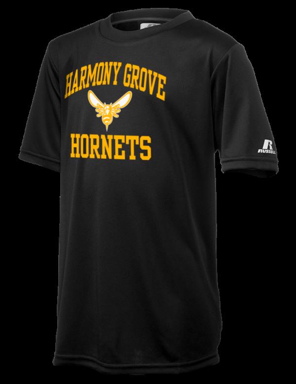 Harmony grove high school hornets russell athletic youth for Harmony grove