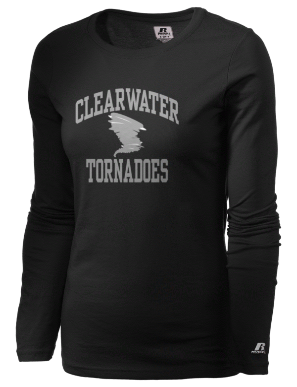 Clearwater High School Tornadoes Russell Athletic Women's