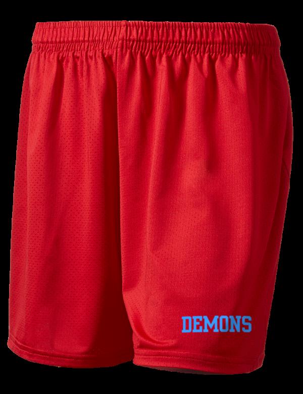 buena vista high school demons augusta sportswear women 39 s inferno shorts 5 inseam prep. Black Bedroom Furniture Sets. Home Design Ideas