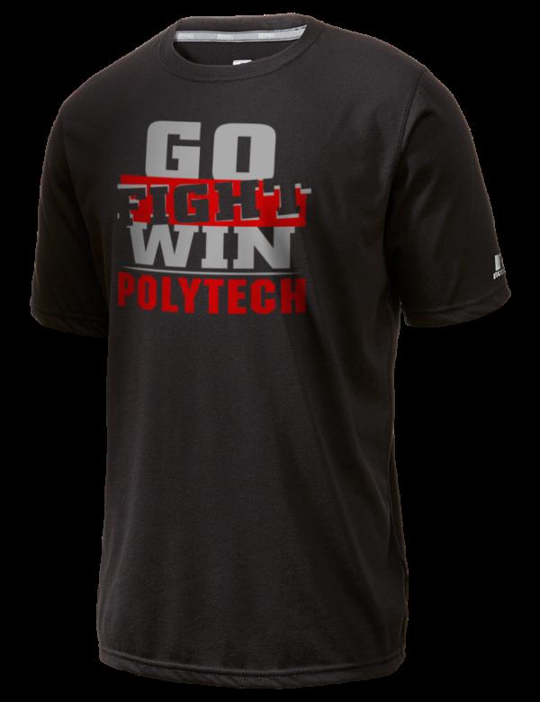 Polytech high school panthers basketball apparel prep for High school basketball t shirts