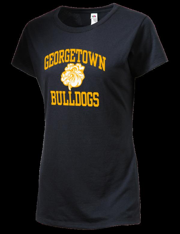 Georgetown High School Bulldogs SofSpun™ Women's Junior ...