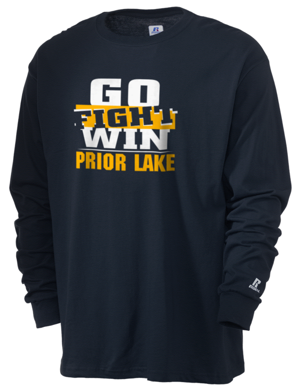 Prior lake high school lakers football apparel prep for T shirts and more prior lake mn