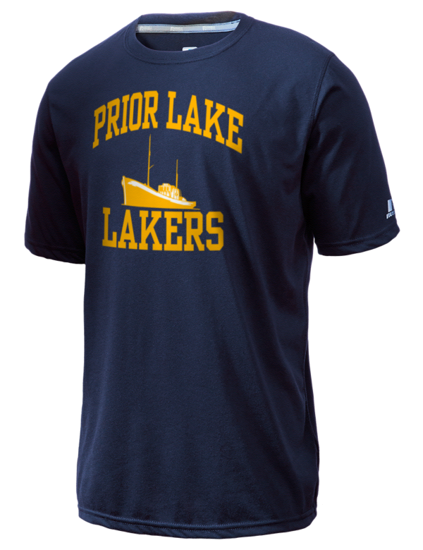 Prior lake high school lakers russell athletic men 39 s for T shirts and more prior lake mn