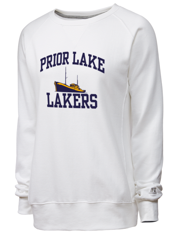 Prior lake high school lakers russell athletic women 39 s for T shirts and more prior lake mn