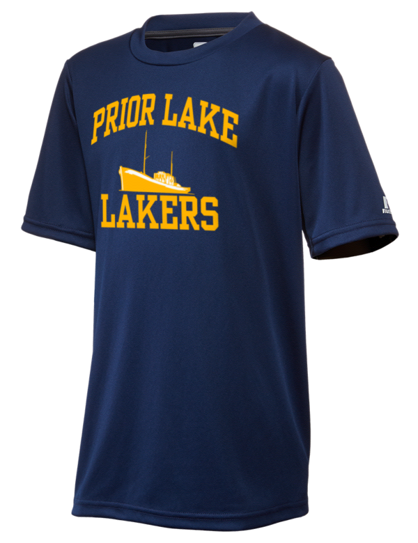 Prior lake high school lakers russell athletic youth core for T shirts and more prior lake mn