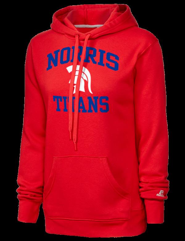 Norris School District: Norris High School Titans Russell Athletic Women's Hooded