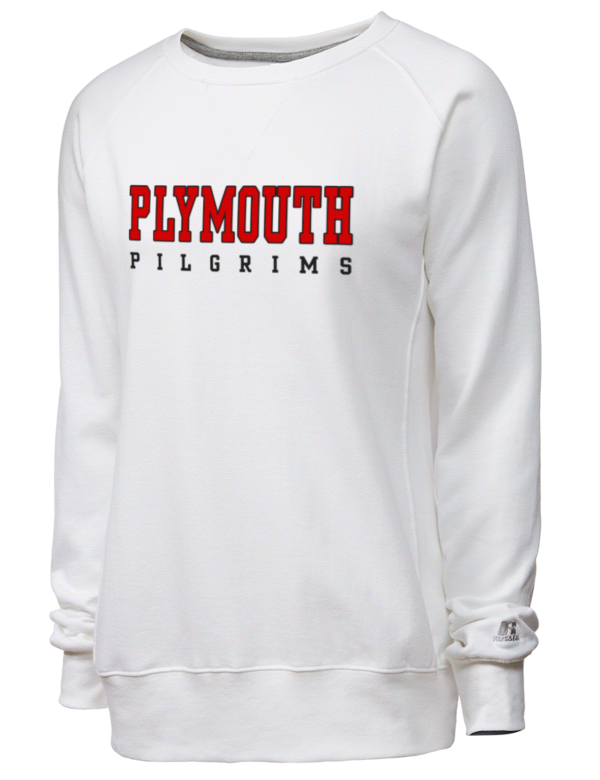 Plymouth High School Pilgrims Russell Athletic Women's ...