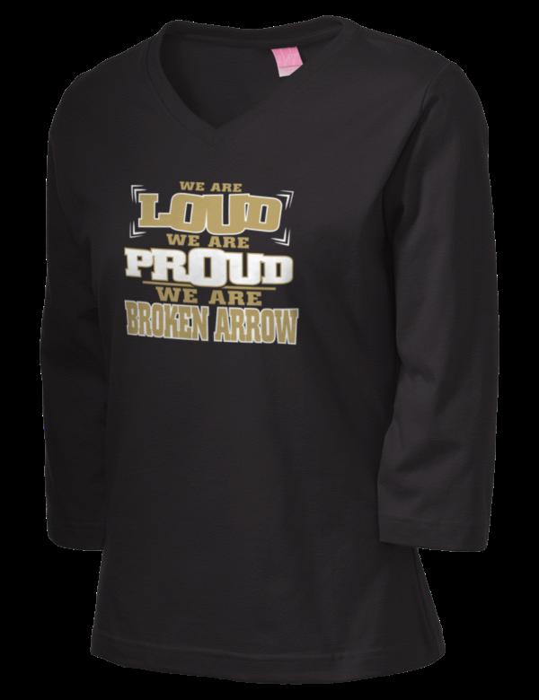 Broken Arrow High School Tigers Women 39 S T Shirts Prep