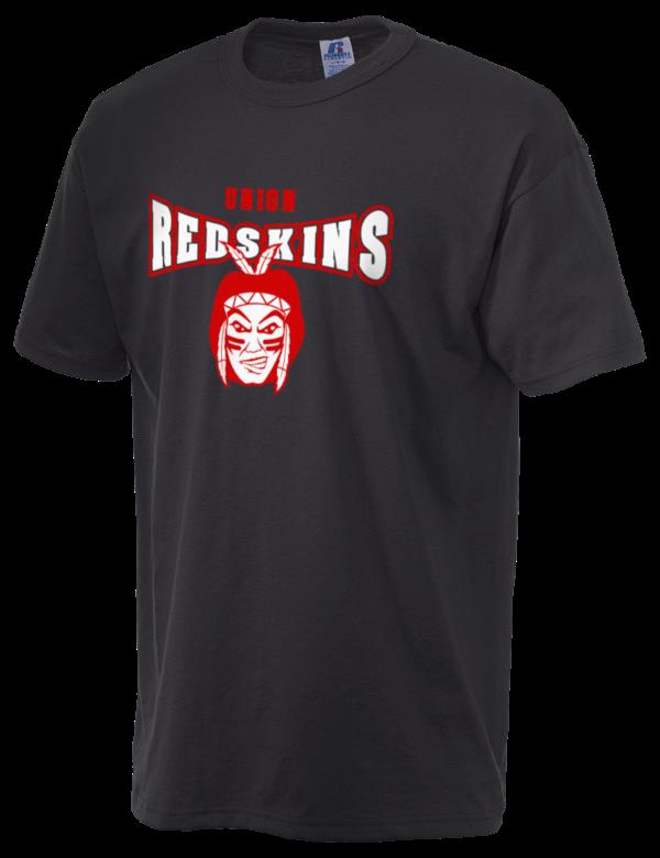 Union Intermediate High School Redskins Russell Athletic