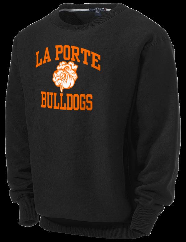 La porte high school bulldogs men 39 s heavyweight 12oz for La porte tx water department
