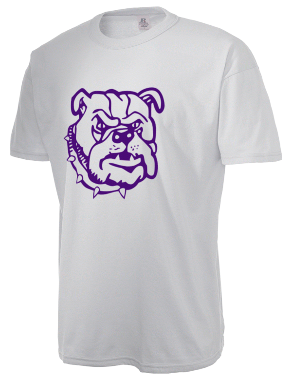 Pasco high school bulldogs russell athletic men 39 s for Tenth avenue north t shirts