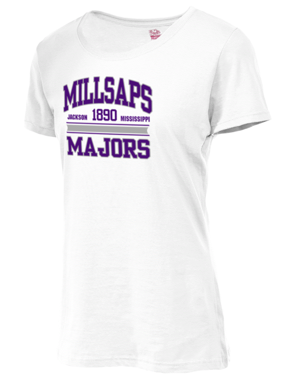 Millsaps college majors fruit of the loom women 39 s 5oz for T shirts jackson ms