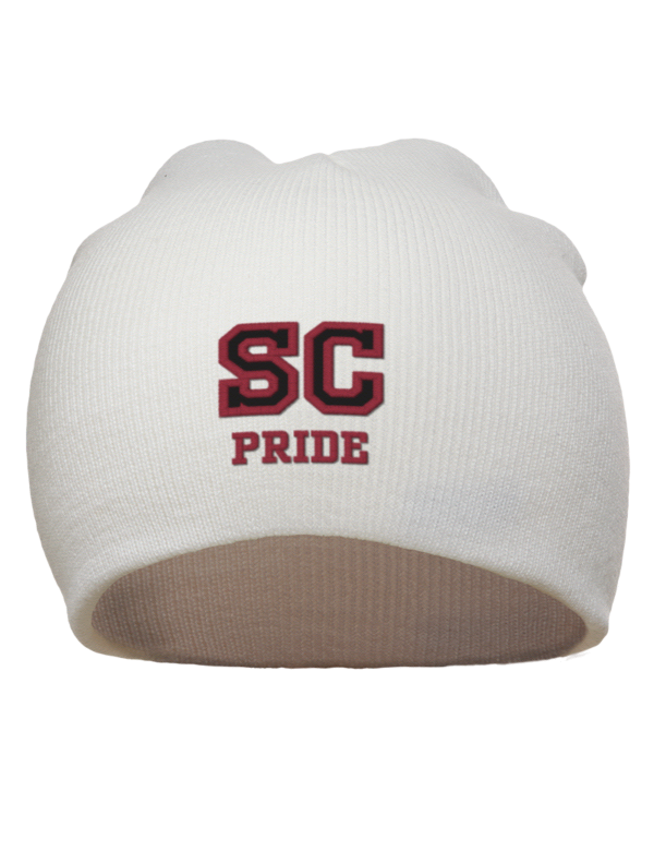 springfield college pride embroidered acrylic beanie. Black Bedroom Furniture Sets. Home Design Ideas