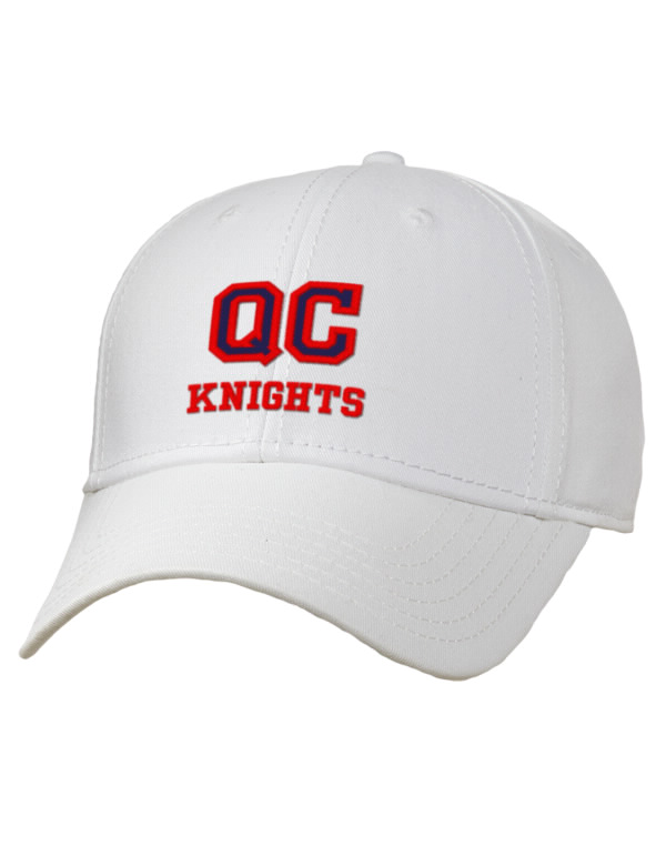 Queens college knights embroidered superior cotton twill