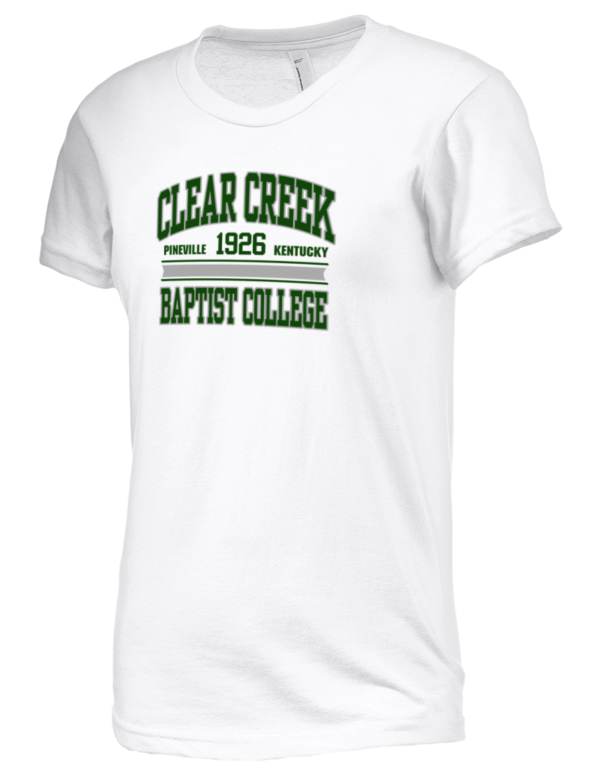 Clear creek baptist bible college baptist american apparel for American apparel men s fine jersey short sleeve tall t shirt