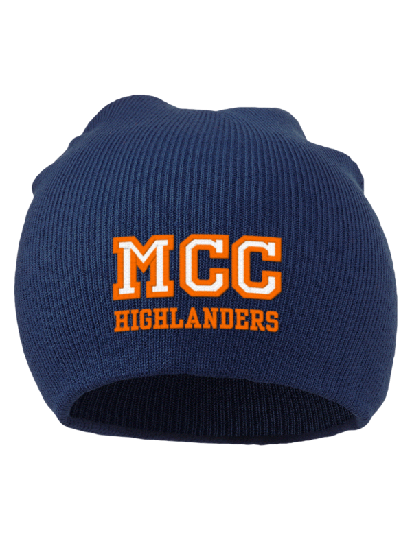 McLennan Community College Highlanders Embroidered Acrylic ...