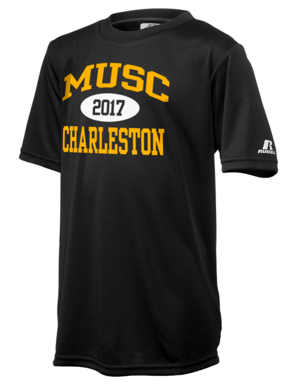 Medical university of south carolina charleston russell for T shirt printing charleston sc