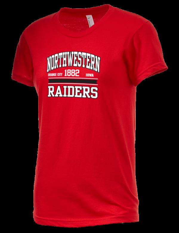 Northwestern College Raiders American Apparel Junior's ...