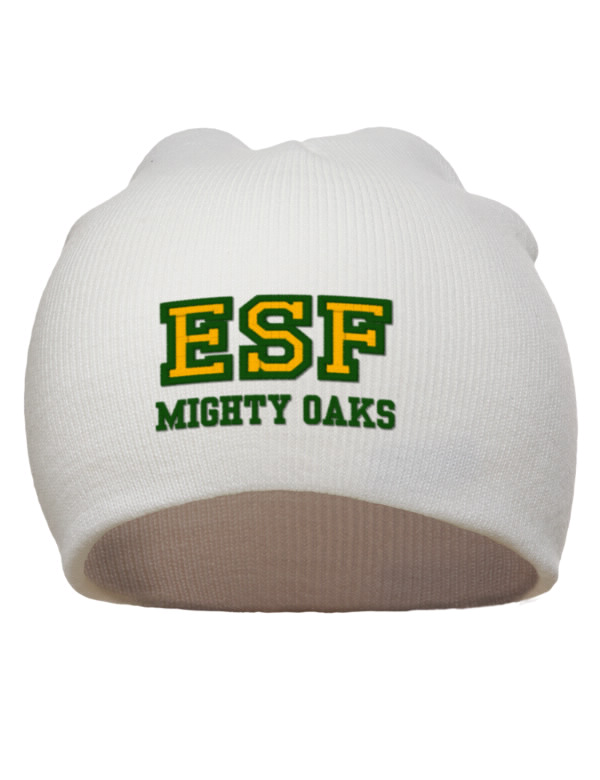 Suny esf mighty oaks embroidered acrylic beanie prep
