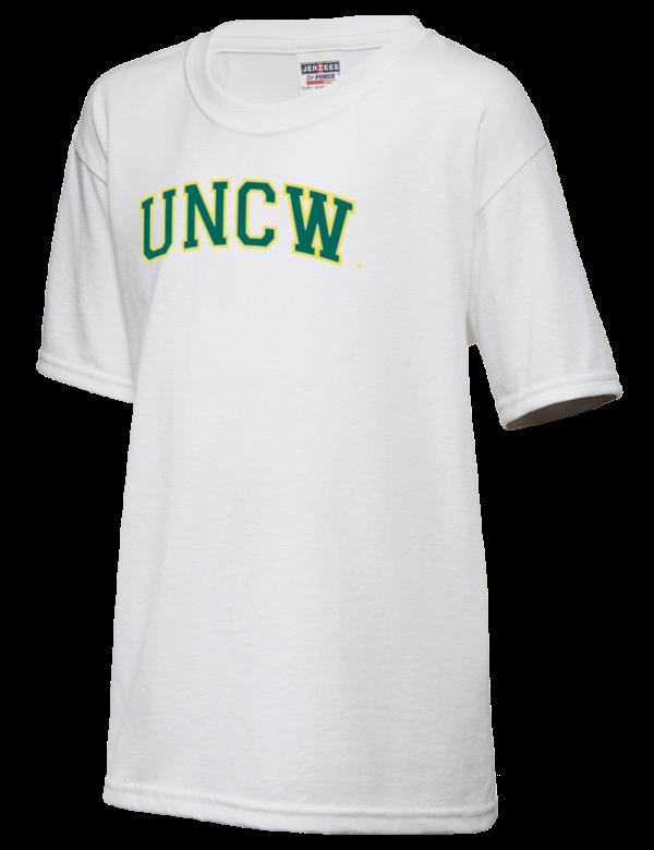 University of north carolina wilmington seahawks jerzees for University of north carolina t shirts