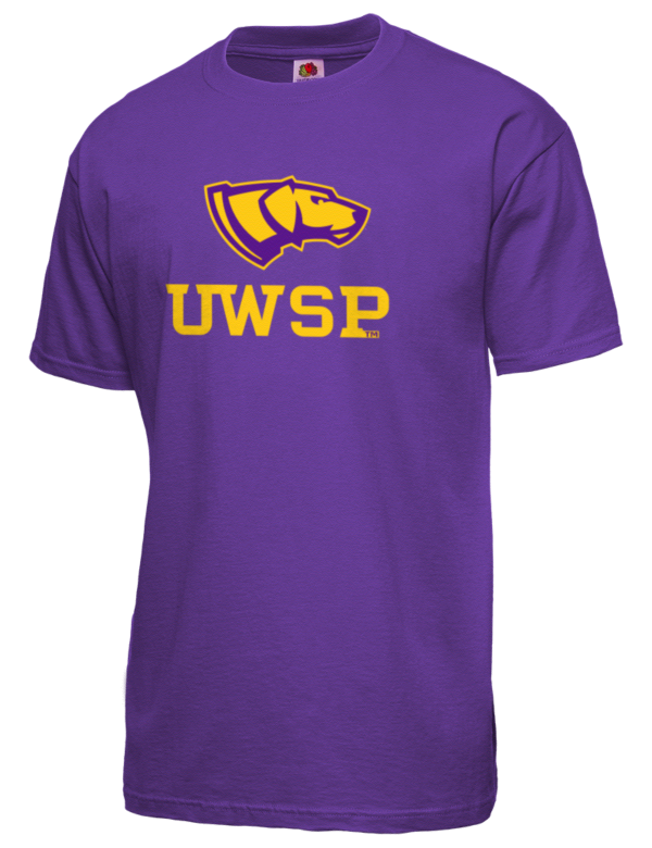 University of wisconsin stevens point pointers men 39 s t for University of wisconsin t shirts