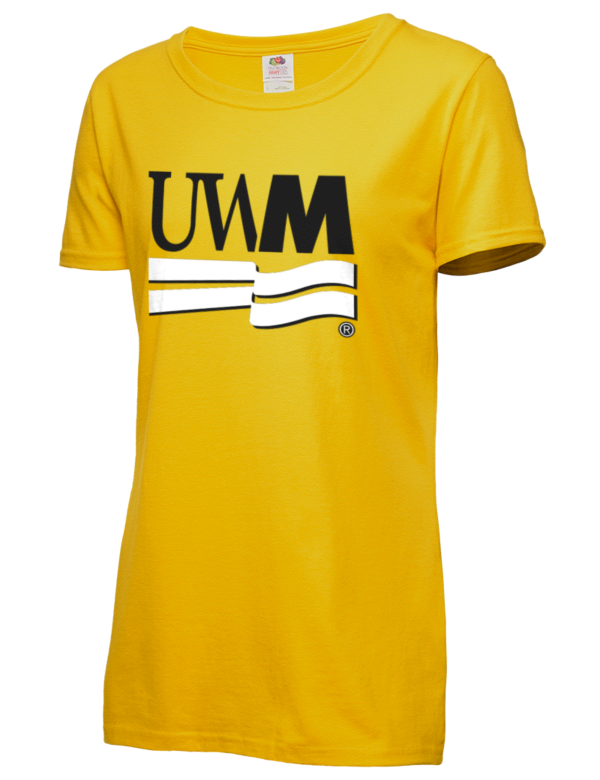 University of wisconsin milwaukee panthers women 39 s t for University of wisconsin t shirts