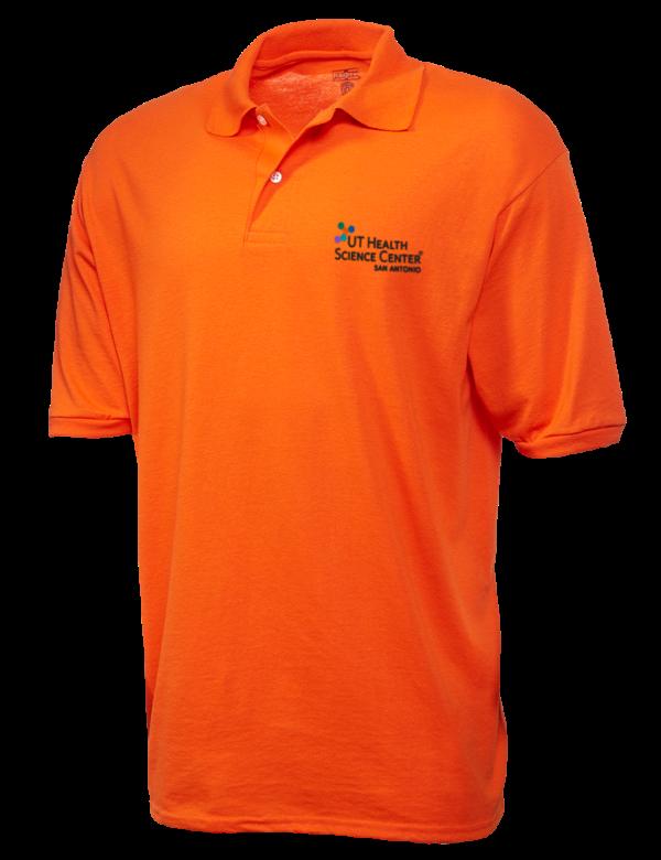 University of texas health science center at san antonio for Texas a m golf shirt