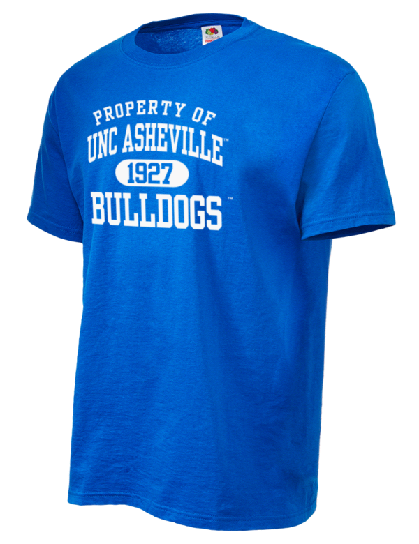 University of north carolina at asheville bulldogs men 39 s t for University of north carolina t shirts