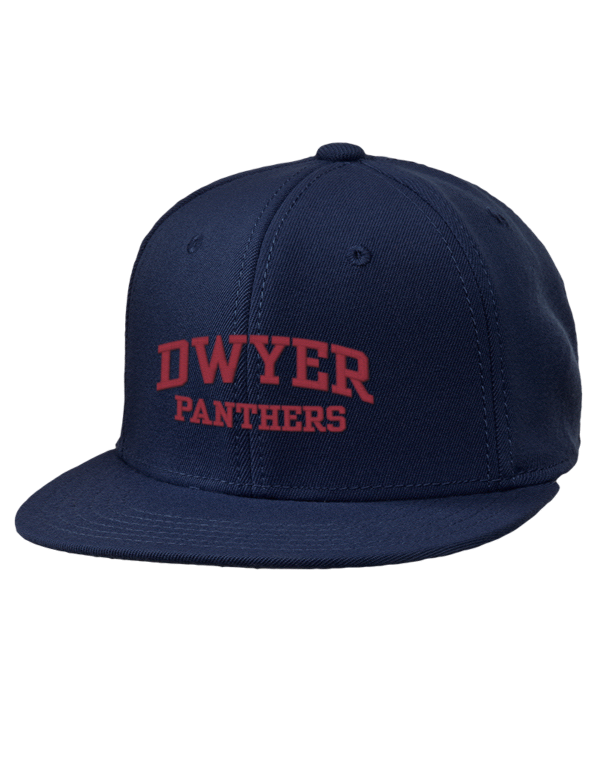 W T Dwyer High School Panthers Embroidered Otto Flex