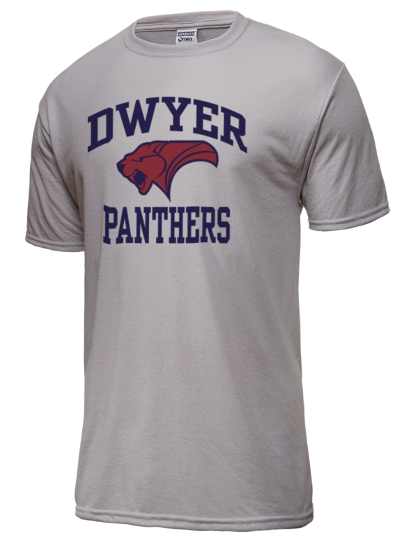 W T Dwyer High School Panthers Jerzees Men 39 S Dri Power