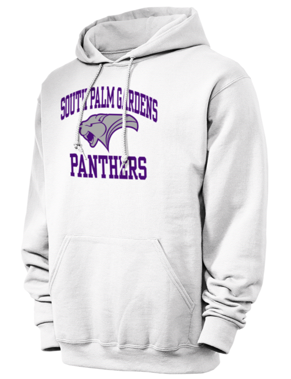 South Palm Gardens High School Panthers Jerzees Unisex 8oz Nublend Hooded Sweatshirt Prep