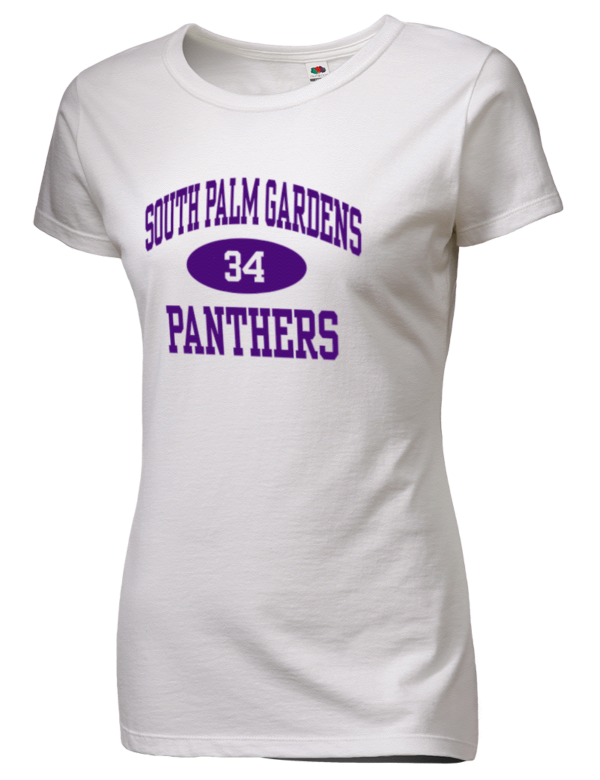 South Palm Gardens High School Panthers Sofspun Women 39 S