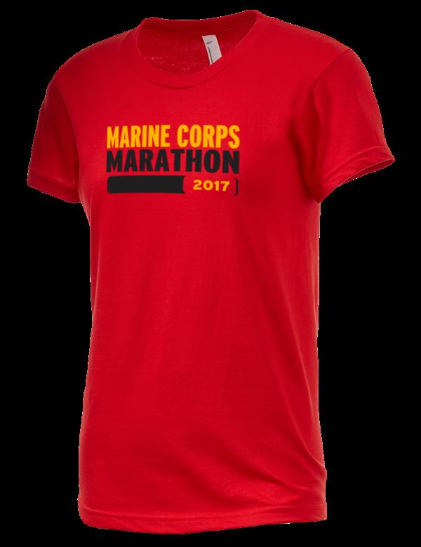 marine corps marathon american apparel junior 39 s fine