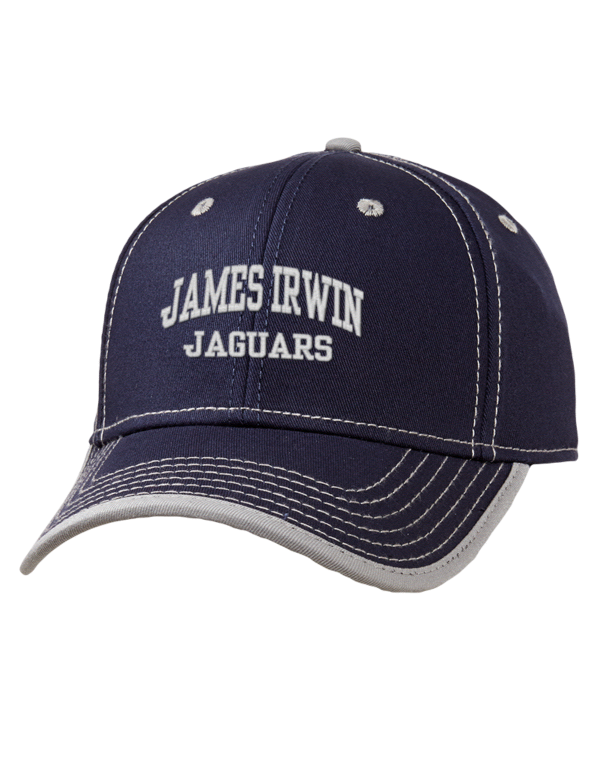 James Irwin Charter High School Jaguars Embroidered Cotton ...