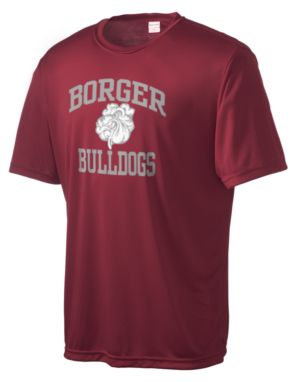 borger high school bulldogs men 39 s competitor performance t
