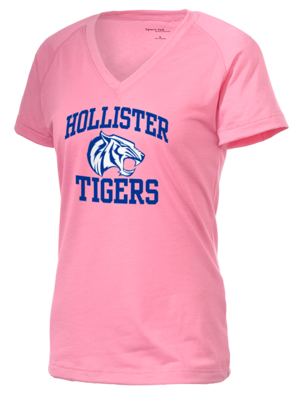 Hollister high school tigers women 39 s ultimate performance for Hollister live chat